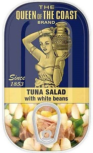 Tuna Salad with White Beans