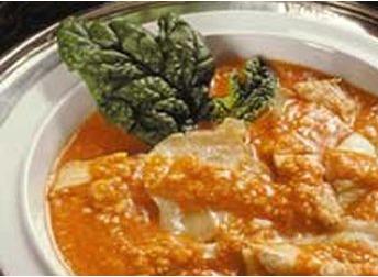 Stockfish in Egusi Soup – Nigeria